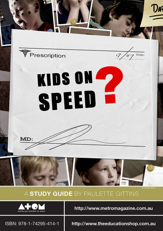 Kids on Speed? (ATOM Study Guide)