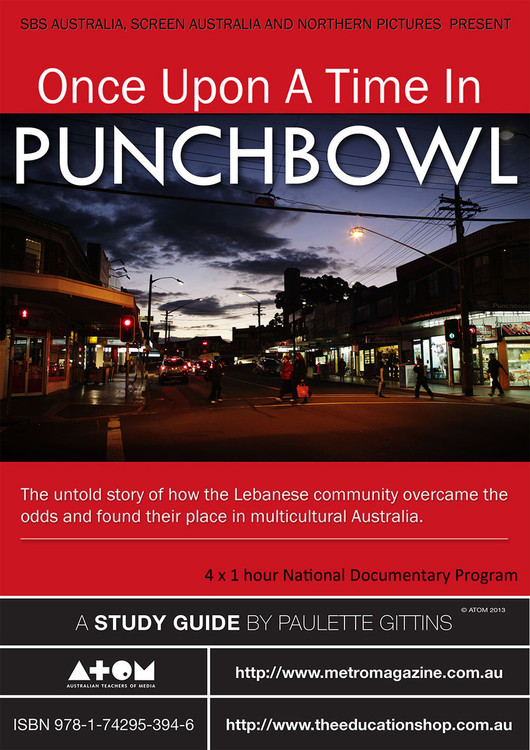 Once Upon a Time in Punchbowl (ATOM Study Guide)