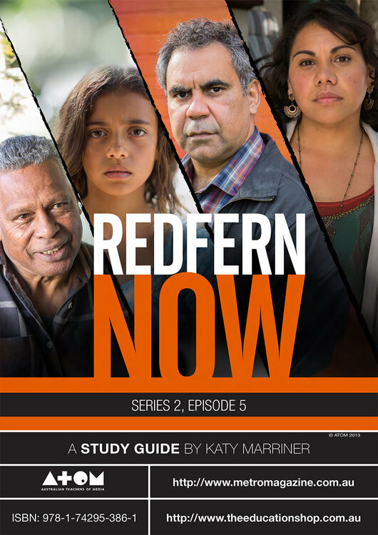 Redfern Now Series 2 - Episode 5 (ATOM Study Guide)