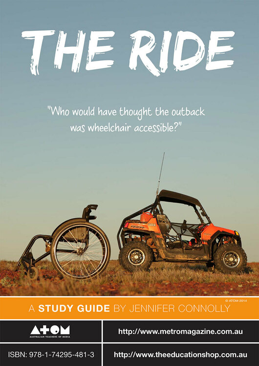 Ride, The (ATOM Study Guide)