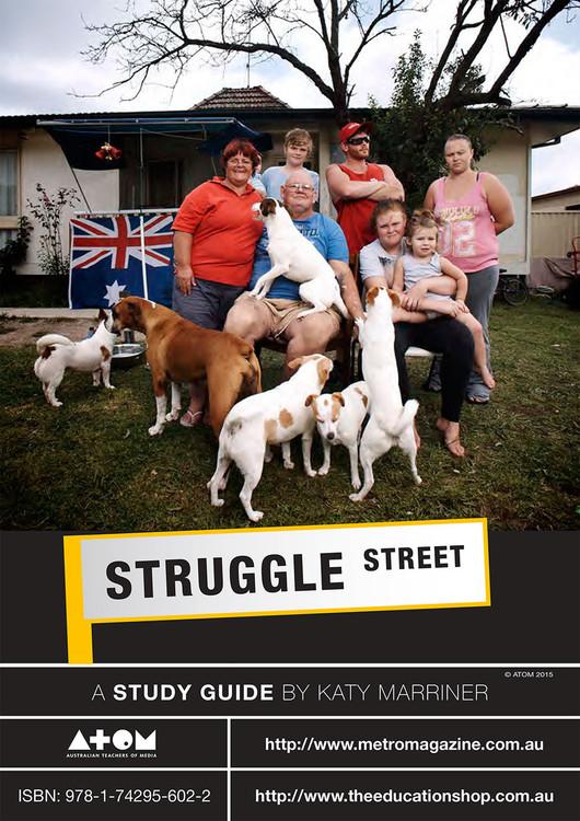 Struggle Street - Series 1 (ATOM Study Guide)
