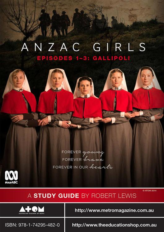ANZAC Girls - Episodes 1-3 (ATOM Study Guide)