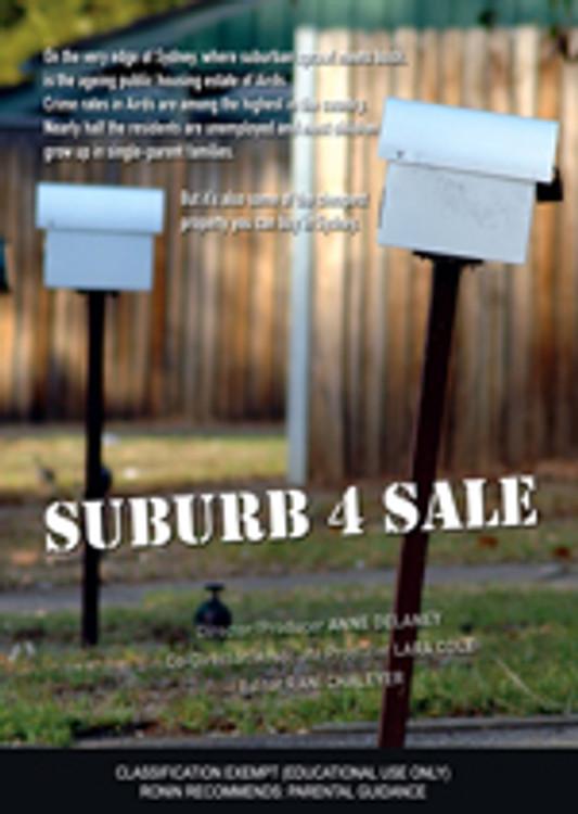 Suburb 4 Sale