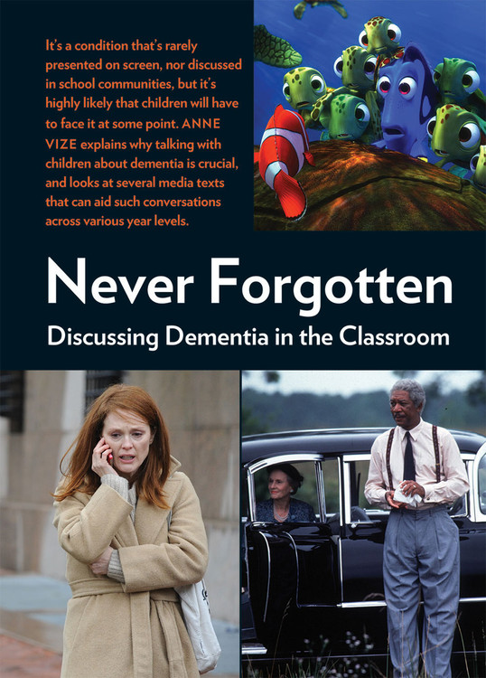 Never Forgotten: Discussing Dementia in the Classroom