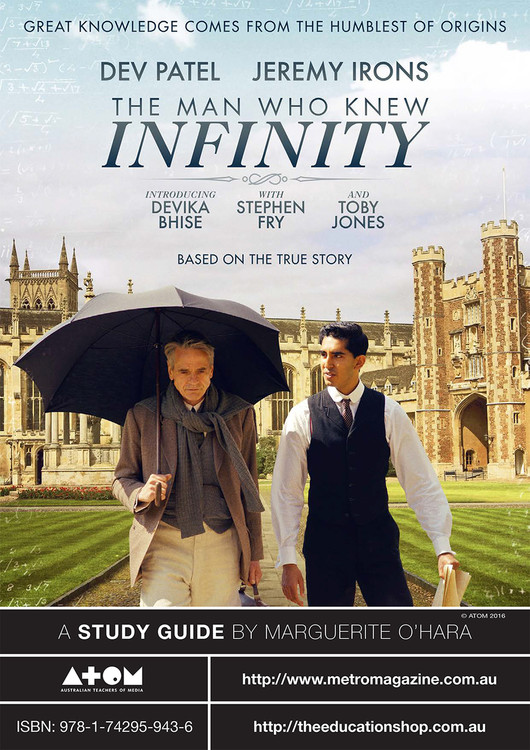 Man Who Knew Infinity, The (ATOM Study Guide)