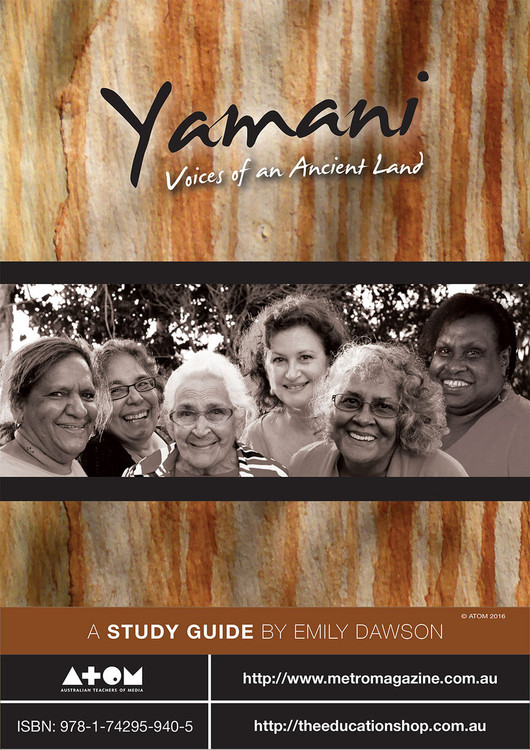 Yamani: Voices of an Ancient Land (ATOM Study Guide)