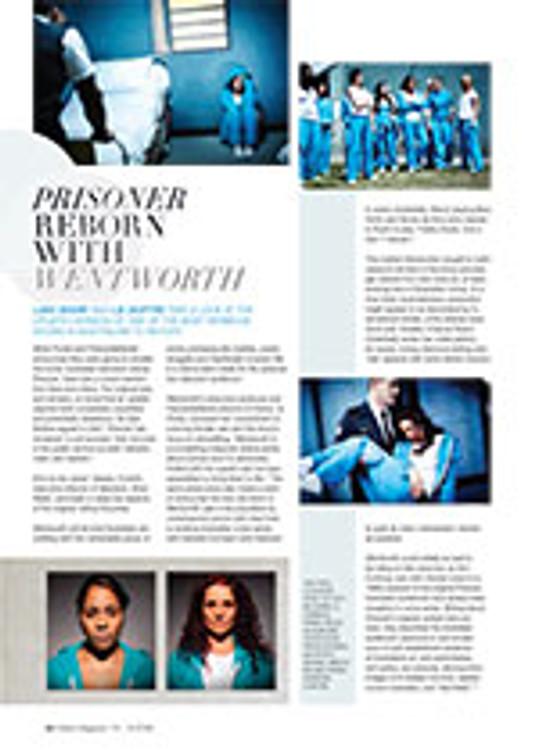 <em>Prisoner</em> Reborn with <em>Wentworth</em>