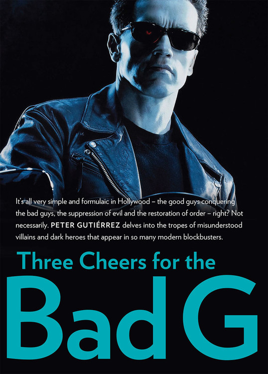 Blockbuster Central: Three Cheers for the Bad Guy