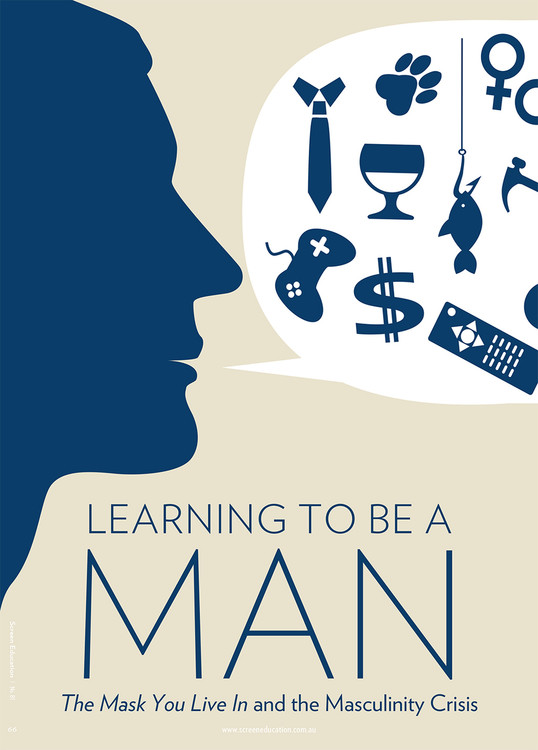 Learning to Be a Man: The Mask You Live In and the Masculinity Crisis