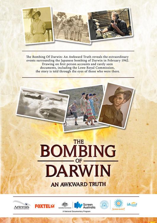 Bombing of Darwin: An Awkward Truth, The (1-Year Rental)