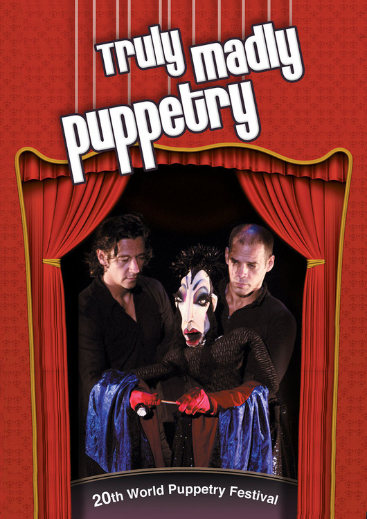 Truly Madly Puppetry (3-Day Rental)