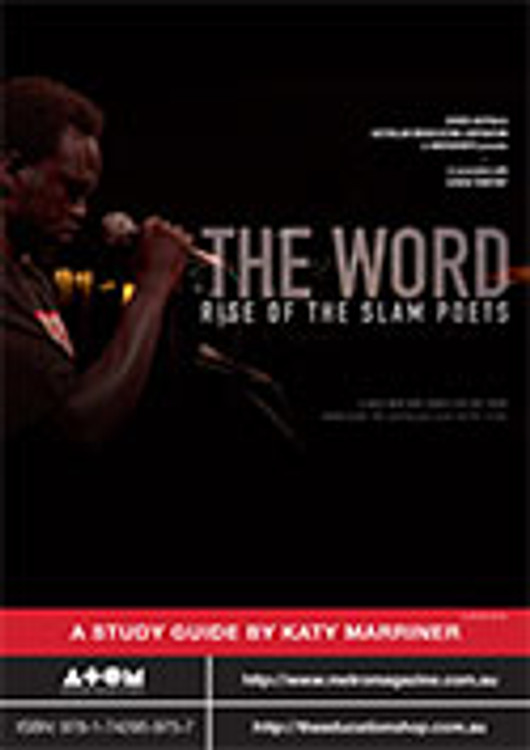 Word: Rise of the Slam Poets, The (ATOM Study Guide)