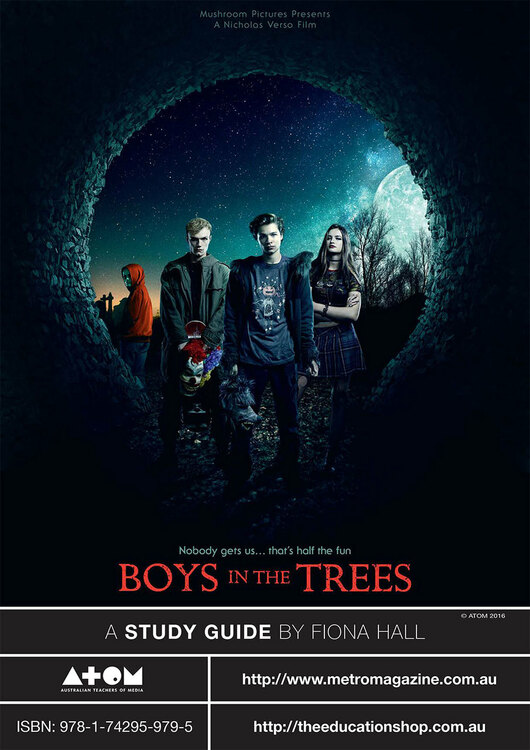 Boys in the Trees (ATOM Study Guide)