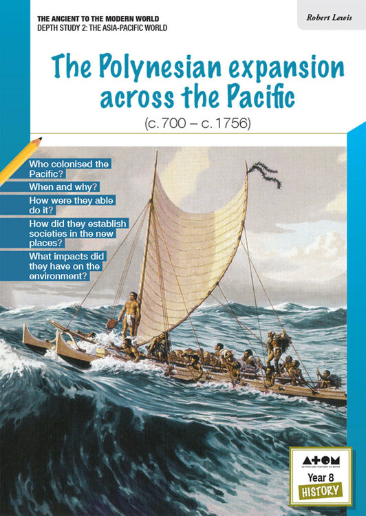 Polynesian Expansion Across the Pacific (c.700-c.1756), The