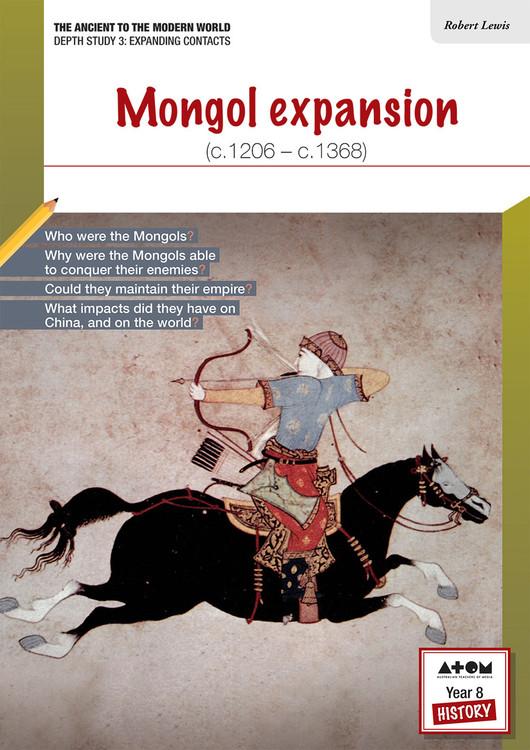 Mongol Expansion (c.1206-c.1368)