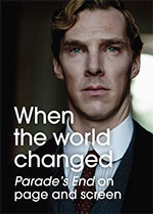 When the World Changed: <em>Parade's End</em> in Page and Screen