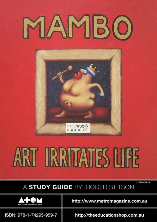 Mambo: Art Irritates Life (ATOM Study Guide)