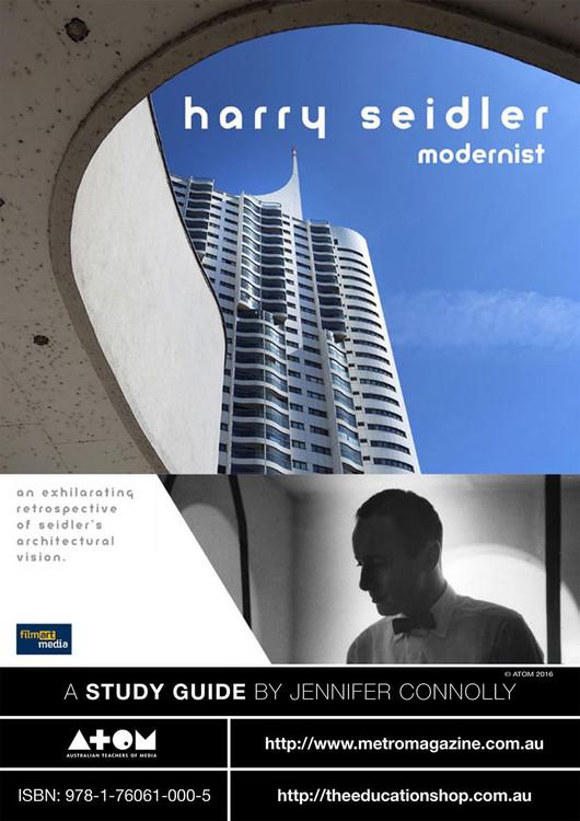 Harry Seidler: Modernist (ATOM Study Guide)
