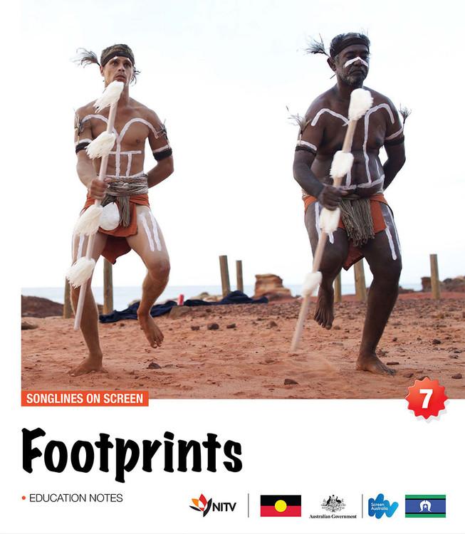 Songlines on Screen: Footprints (3-Day Rental)
