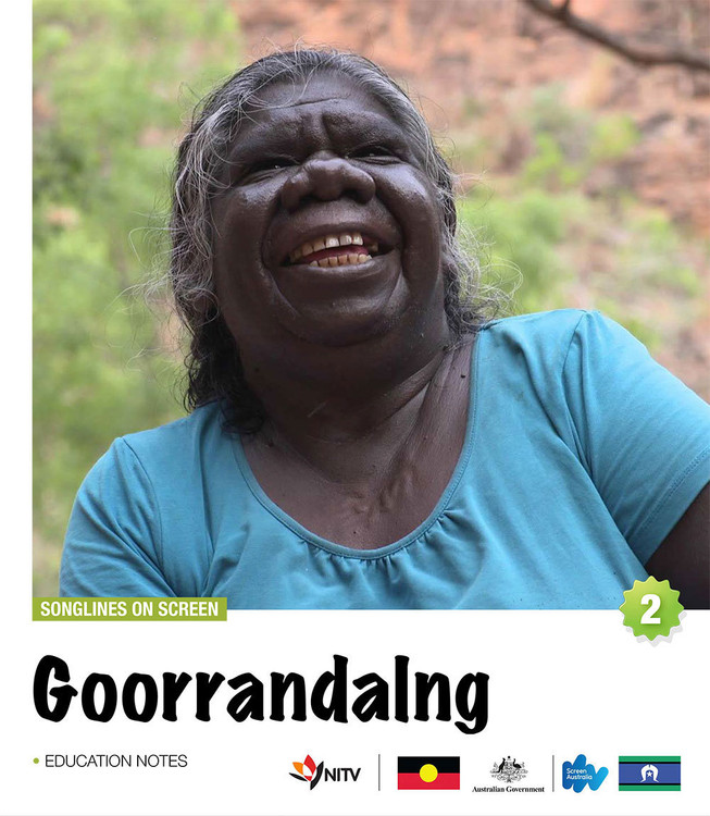 Songlines on Screen: Goorrandalng (1-Year Rental)