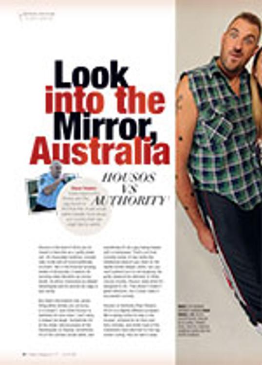 Look into the Mirror, Australia: <em>Housos vs Authority</em>