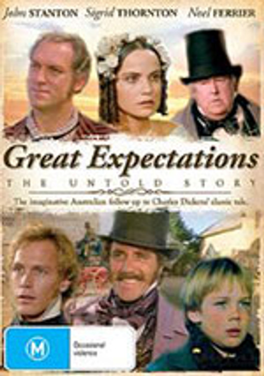 Great Expectations: The Untold Story