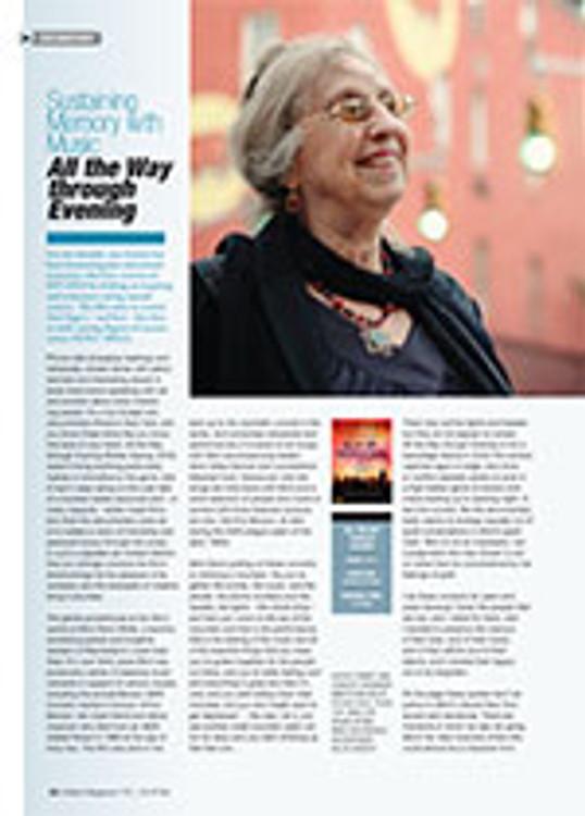 Sustaining Memory with Music: <em>All the Way through Evening</em>
