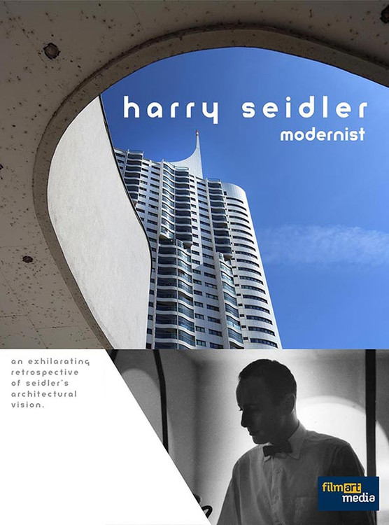 Harry Seidler: Modernist (1-Year Rental)