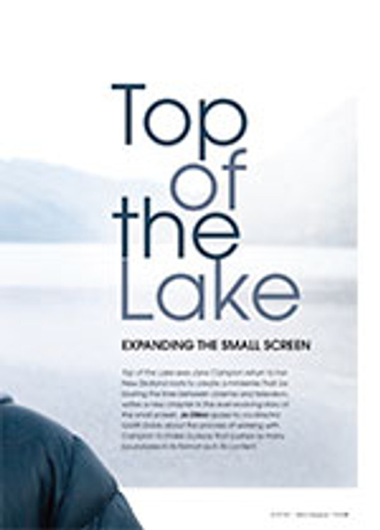 Expanding the Small Screen: <em>Top of the Lake</em>