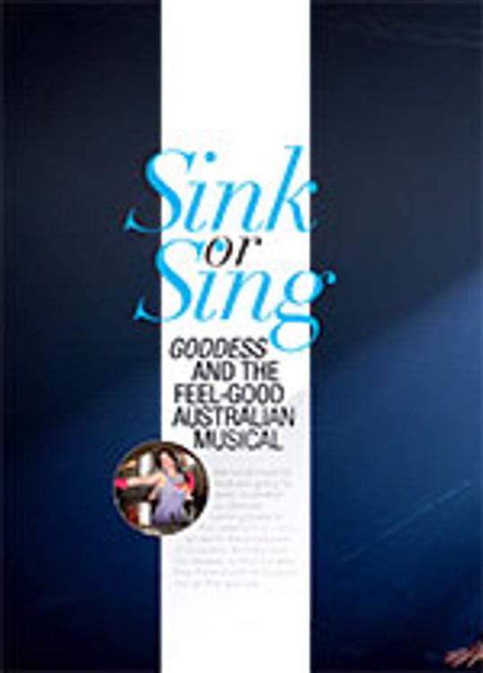 Sink or Sing: <em>Goddess</em> and the Feel-good Australian Musical