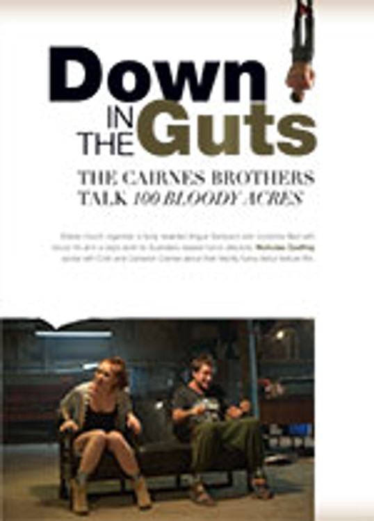 Down in the Guts: The Cairnes Brothers talk <em>100 Bloody Acres</em>