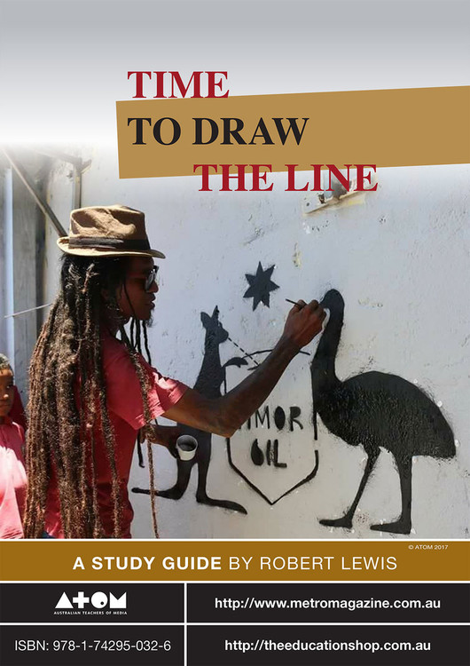Time to Draw the Line (ATOM Study Guide)