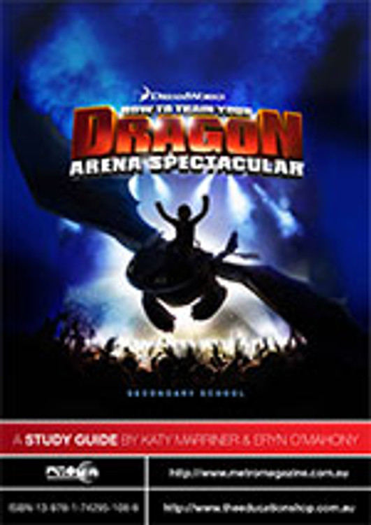 How to Train Your Dragon Arena Spectacular - Secondary