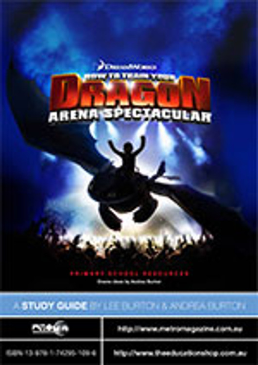 How to Train Your Dragon Arena Spectacular - Primary