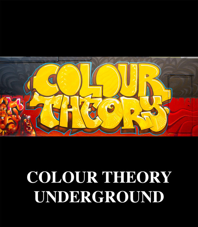 Colour Theory Underground (DVD)