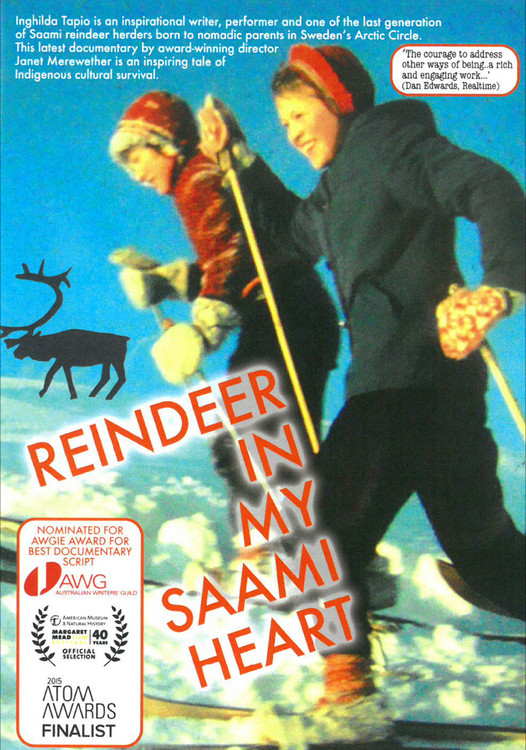 Reindeer in My Saami Heart (DVD)