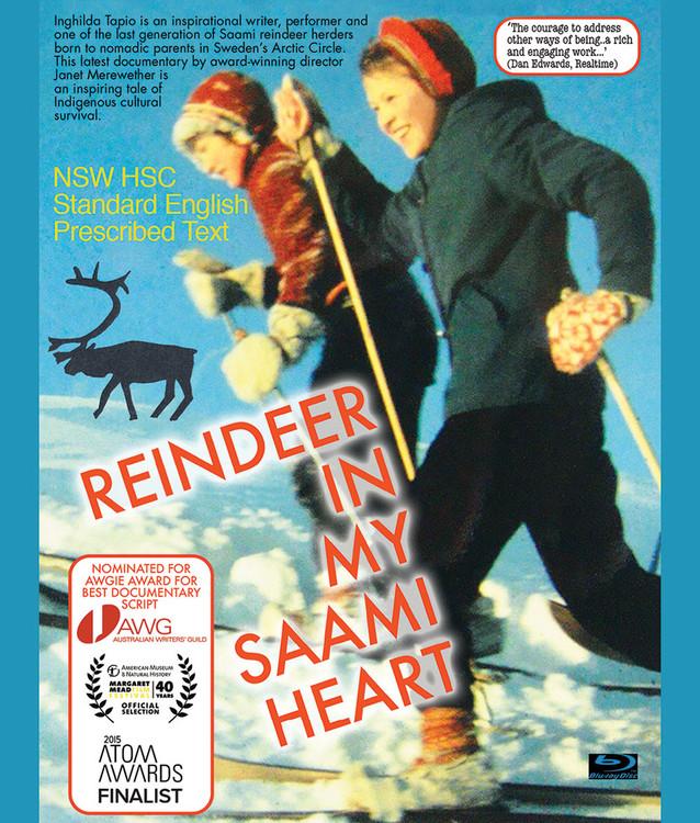 Reindeer in My Saami Heart (Blu-ray)