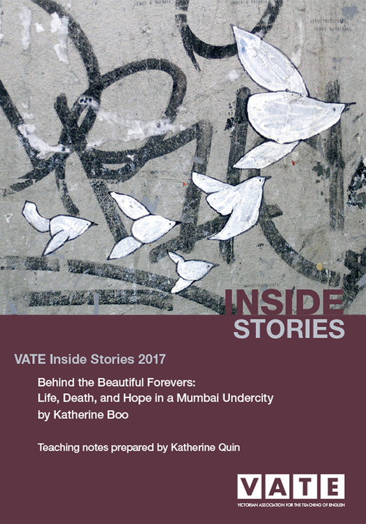 Behind the Beautiful Forevers: Life, Death and Hope in a Mumbai Undercity (VATE Inside Stories)