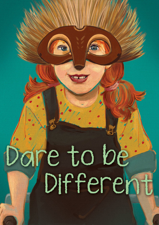 Dare to Be Different (3-Day Rental)