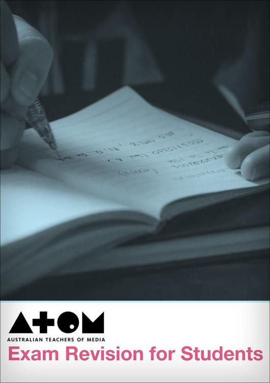 2020 ATOM VCE Media Units 3&4 Exam Revision Seminar (30-Day Rental)