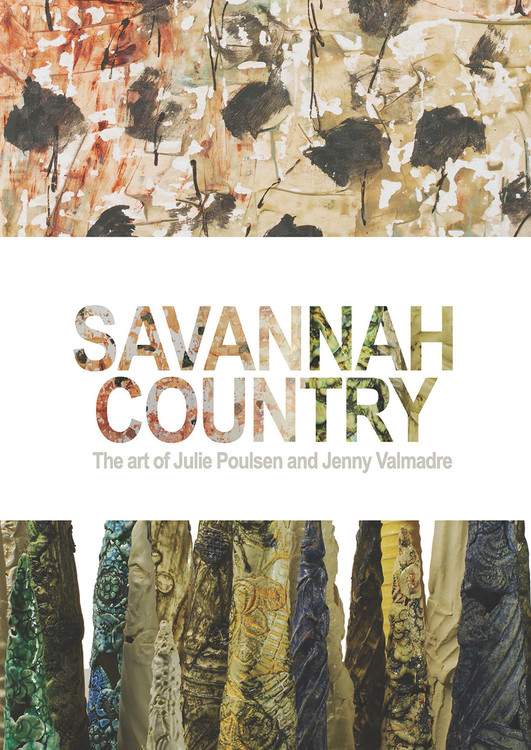 Savannah Country: The Art of Julie Poulsen and Jenny Valmadre