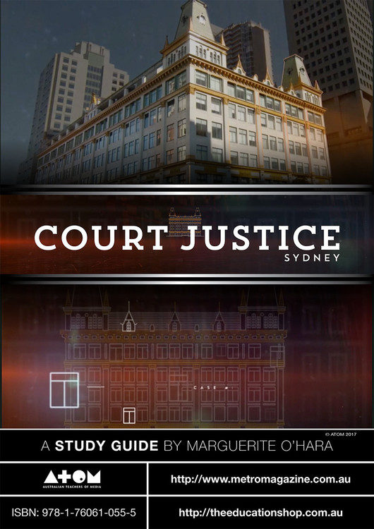 Court Justice Sydney (ATOM Study Guide)