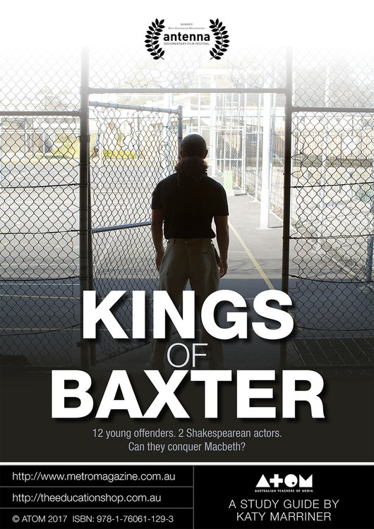 Kings of Baxter (ATOM Study Guide)