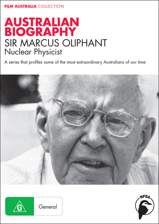 Australian Biography Series - Sir Marcus Oliphant (1-Year Access)