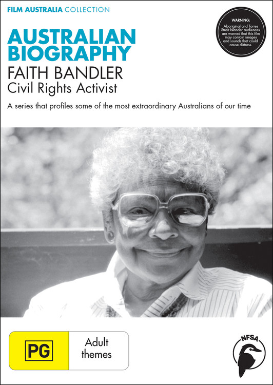 Australian Biography Series - Faith Bandler (3-Day Rental)