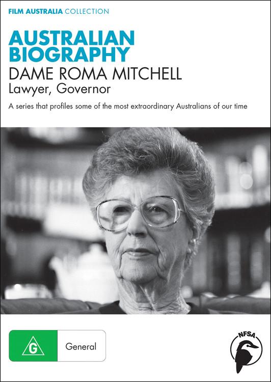 Australian Biography Series - Dame Roma Mitchell (3-Day Rental)