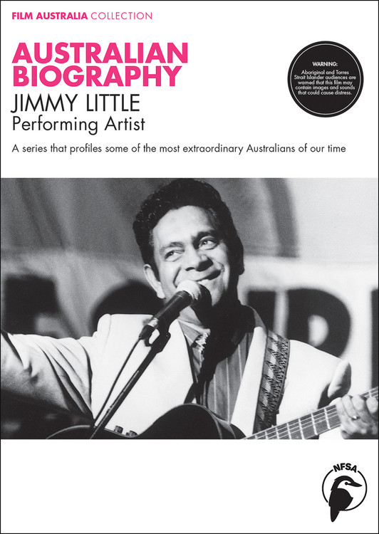 Australian Biography Series - Jimmy Little (3-Day Rental)