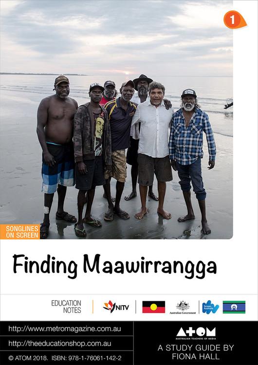 Finding Maawirrangga (ATOM Study Guide)