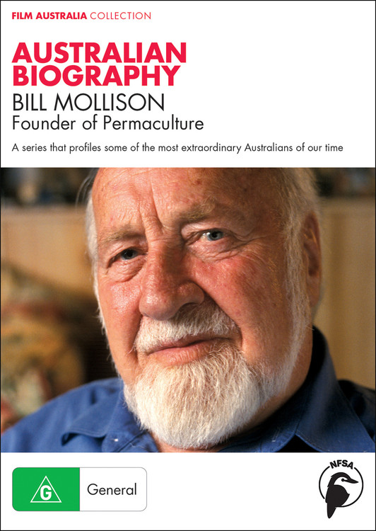 Australian Biography Series - Bill Mollison (1-Year Access)