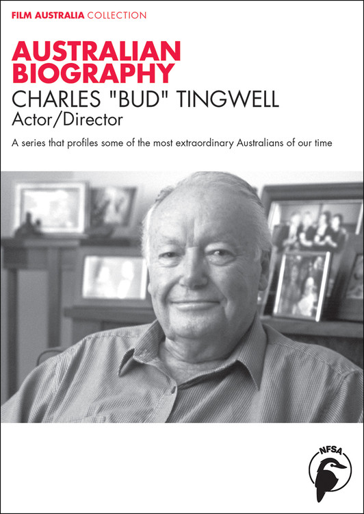 Australian Biography Series - Charles 'Bud' Tingwell (3-Day Rental)